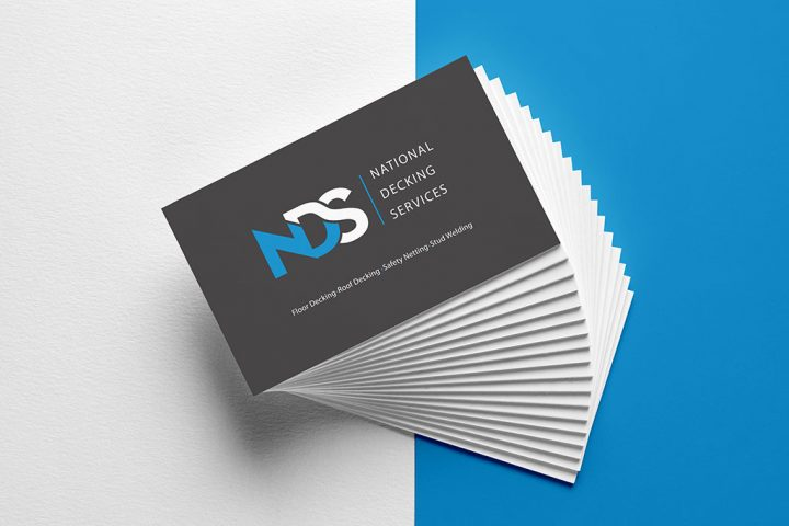 Business Card Design & Printing for Engineering Company